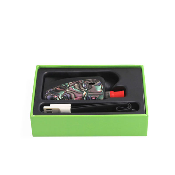 cannabis oil vape soul with package inside