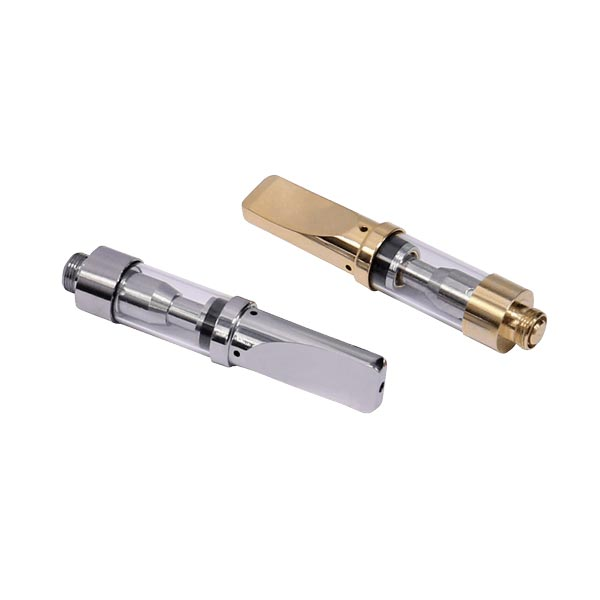 cbd vape cartridge with two color