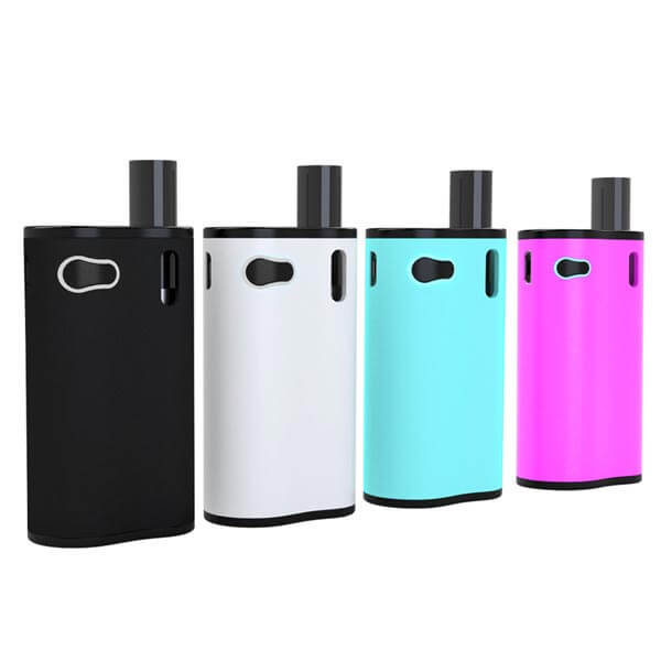 ecig box mod 4 color
