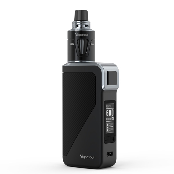 vapor mods black stand up