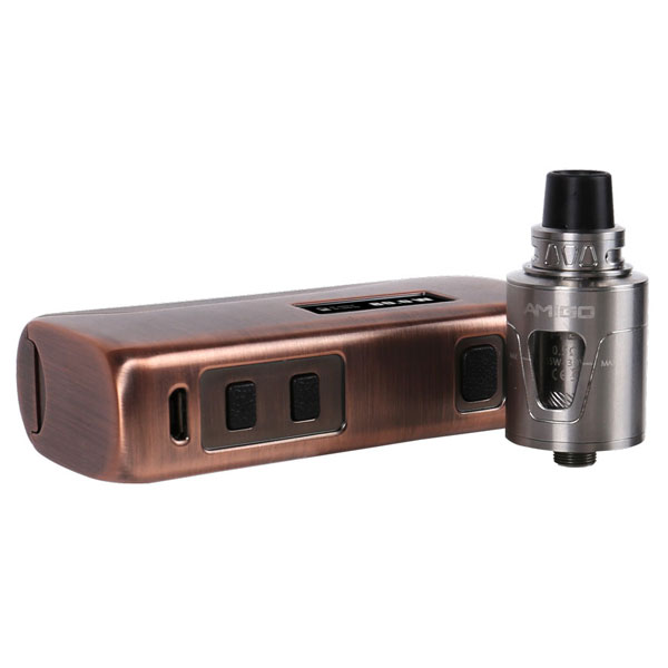 e cig box mod V80 Battery and vaporizer