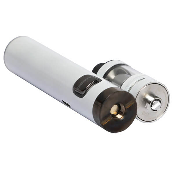 ecig vaporizers white with cartridge