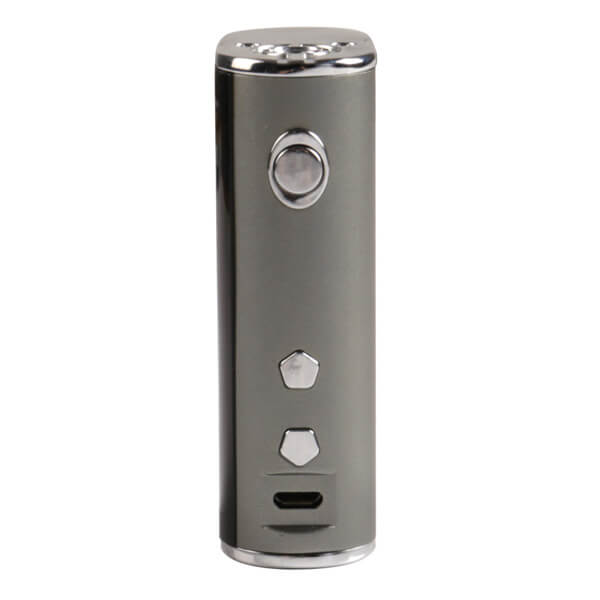 regulated box mod Q80 Battery button