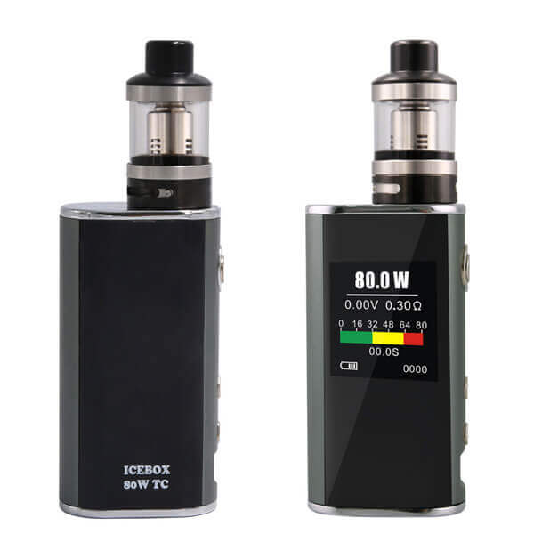 regulated box mod Q80 kits